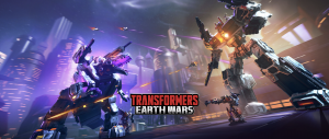 New Transformers Earth Wars Loading Screen and Details for Weekend Event Planet Terror