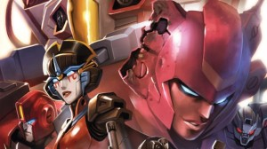 Transformers News: The Transformers IDWverse - Interview with Scott, Barber, Roberts on CBC.ca