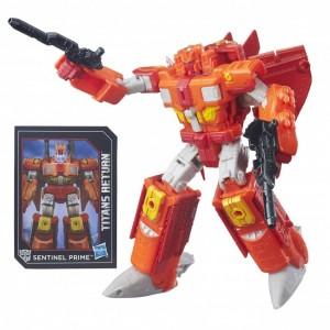 Transformers Titans Return Sentinel Prime Stock Images