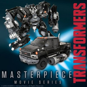 Transformers News: Official Image for Transformers Movie Masterpiece MPM 06 Ironhide