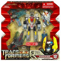 Transformers News: ROTF Superion in stock @ Target.com