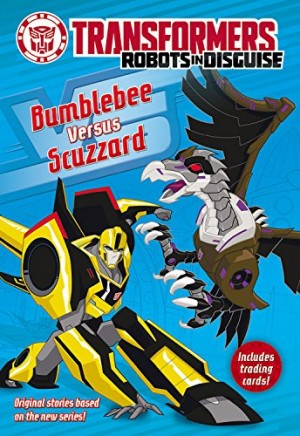 Transformers News: Transformers: Robots In Disguise New Decepticon Character Scuzzard Revealed