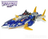 Transformers News: BotCon Sky-Byte Preview!