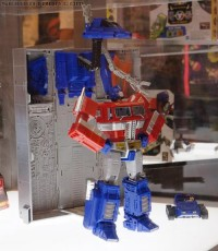 Transformers News: Transformers Masterpiece Optimus Prime Listed on AmazonUK