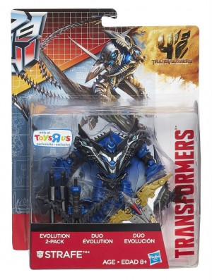 Strafe Evolution 2 Pack Toys R Us Exclusive In Package Images