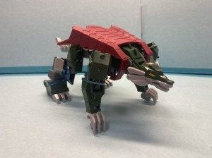 In Hand Images of Transformers Cyberverse Ultra Thunderhowl