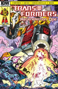 Transformers News: Transformers: Regeneration One #94 Review