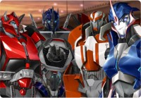 Transformers: Prime - Characters Up Close