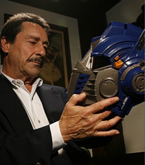 Peter Cullen as Featured Guest of Montreal Comiccon 2016