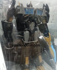 Transformers News: Takara Tomy Cybertron Satellite Exclusive Dark Guard Optimus Prime