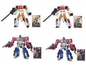 Transformers Robots in Disguise and Combiner Wars available for pre-order