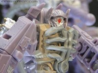 Transformers News: BotCon 2011 Coverage - Transformers DOTM Cyberverse Update: Shockwave & Playset Ratchet