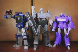 In Hand Images of Takara Tomy MP-36 Masterpiece Megatron