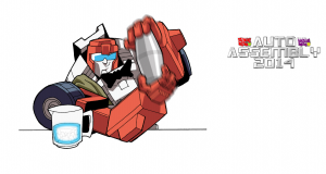 Transformers News: Auto Assembly 2014 News Round-up: Guest Events, Hasbro Giveaway, Charity Auction and More