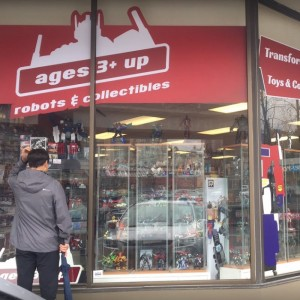 Transformers News: Transformers Day @ Ages Three And Up's Store on August 17th, 2019