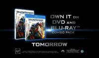 Transformers Dark of the Moon Home Release TV Spot: Tomorrow is Transformers Friday!