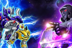 Q-Transformers 'Mystery of Convoy Returns' Episode 7 Online