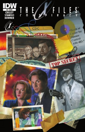 IDW The X-Files: Conspiracy #2 Preview