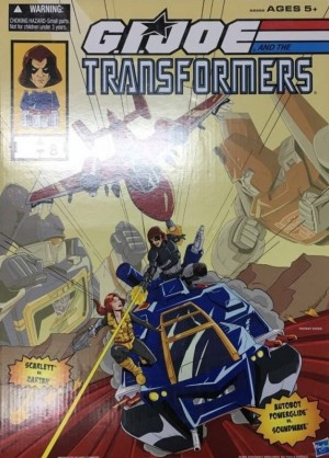 Transformers News: Rumor - San Diego Comic Con 2016 Transformers / G.I. Joe Crossover Exclusive Set