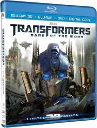 More Sneak Peeks at the Transformers Dark of the Moon Ultimate Edition 3-D Blu-ray Bonus Content