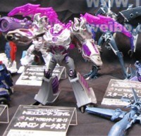 Transformers News: Takara Transformers Prime Arms Micron Figures on Display at 2012 Tokyo Toy Show