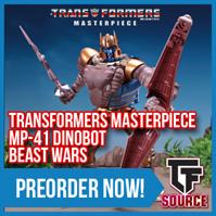 Transformers News: TFSource News! MP-41, MP-36, MPM05 Barricade, MMC, GT Duron Drill, GC Rebel, UT Peru Kill & More!