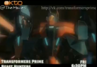 Transformers News: New Transformers Prime Beast Hunters Trailer Featuring Ultra Magnus!