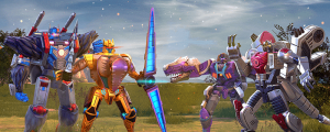 Transformers Earth Wars Event Fossil Feuds With Chance to Win Dinobot and Dinobot II