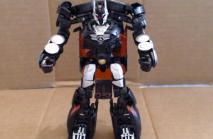 Transformers News: Video Review - Takara Tomy Lost Age Movie Advanced Darkside Soundwave