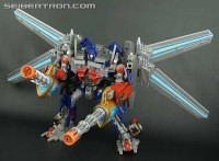 New Toy Gallery: Amazon Exclusive Transformers: Dark of the Moon Jetwing Optimus Prime
