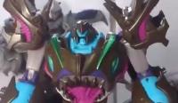 Video Review: Transformers Prime Beast Hunters Sharkticon Megatron - Transformers: Retribution Novel Coming this Fall