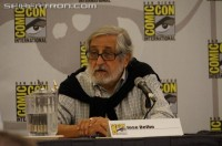 Transformers News: SDCC 2013 Coverage: Jose Delbo Panel Gallery and Video