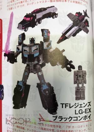 Images of Takara Tomy Transformers Legends Kup, Hot Rod, Scourge, Dinosaurer, Sharkticon