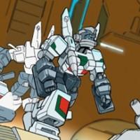 "Transformers News: Transformers Mosaic: ""The Freelancers"""