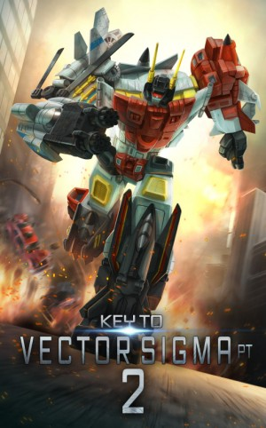 Transformers: Legends Mobile Device Game Update - Key to Vector Sigma Part 2