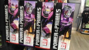 Transformers News: New Canadian Sightings Include POTP Wave 2 Legends and Voyagers and Studio Series Deluxes and Voyagers