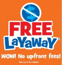 Transformers News: Free Layaway At Toys R Us
