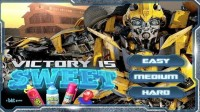 "Transformers News: New Transformers DOTM  Game ""Victory is Sweet"" Launched at CandyMania.com"