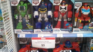 Transformers News: Playskool Heroes Transformers: Rescue Bots Titans Half Price at TRU