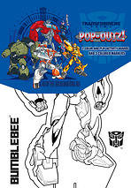 Transformers: Prime Pop-Outz by Montco Crafts