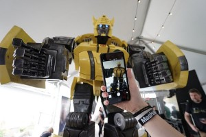 Press Coverage - Hasbro and Mashable Launch Transformers: Earth Wars at SXSW