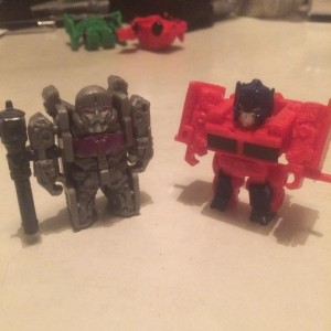Transformers News: Transformers Movie Edition Tiny Turbo Changers Series 5 revealed