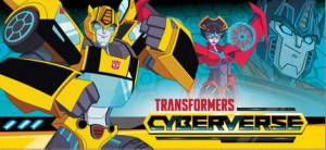 Thundercracker vs Windblade and Bumblebee- New clip from Transformers Cyberverse Animated Series