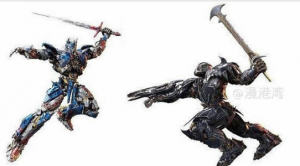 Transformers News: New CGI Renders of Optimus Prime and Megatron from Transformers: The Last Knight