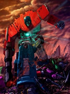 Transformers News: Transformers Artist Livio Ramondelli to Attend TFcon Toronto 2015