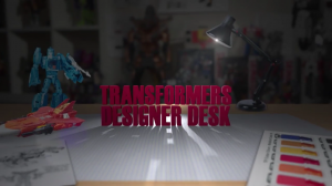 Transformers Titans Return Designer Desk Video for Fortress Maximus