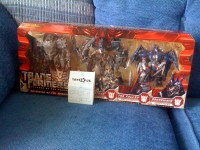 Transformers News: TRU Gathering At The Nemesis and Wheelie vs Sideways out in UK!