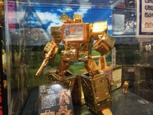 Transformers News: Golden Lagoon Soundwave at Wonder Festival 2019 Winter
