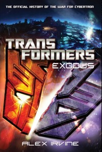 Transformers News: Del Rey Announces Transformers Origins Story Novel