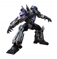 Transformers News: New CGI Renders of War for Cybertron Warpath and Barricade